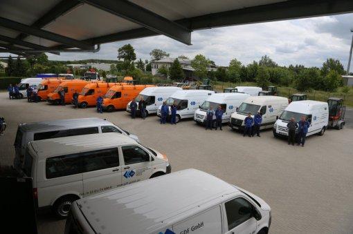 GDF GmbH: Gas-, Wasser- & Elektrogewerbe Fredersdorf